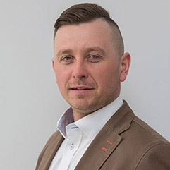 Właściciel biura nieruchomości z Gdańska homeasset Kamil Mikolajczak