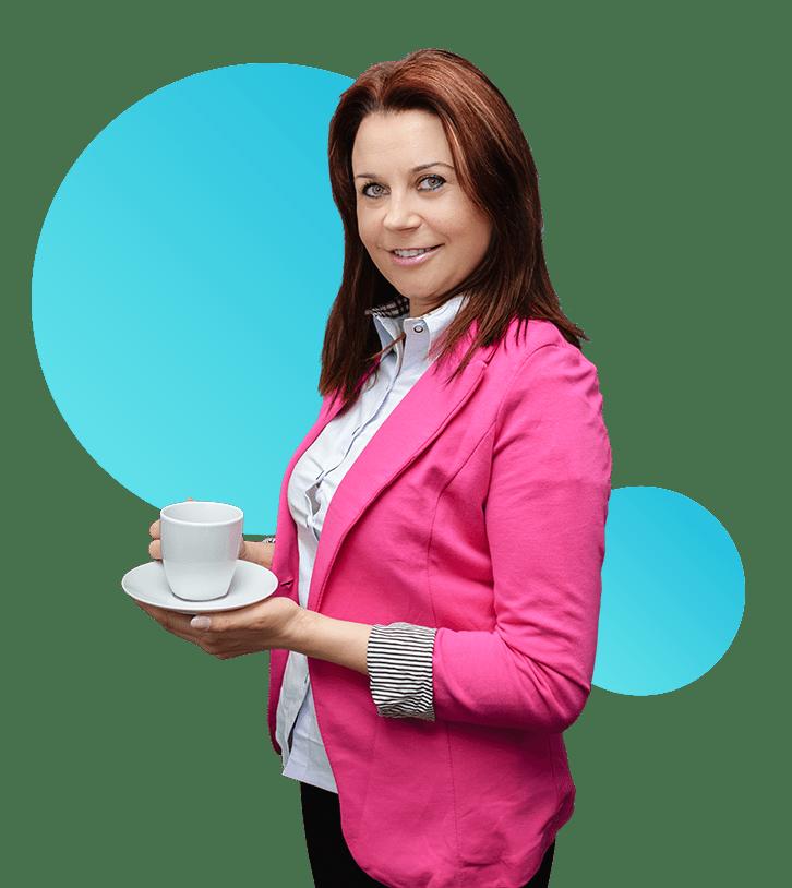 Agent nieruchomości Aneta Redlińska z Gdańska